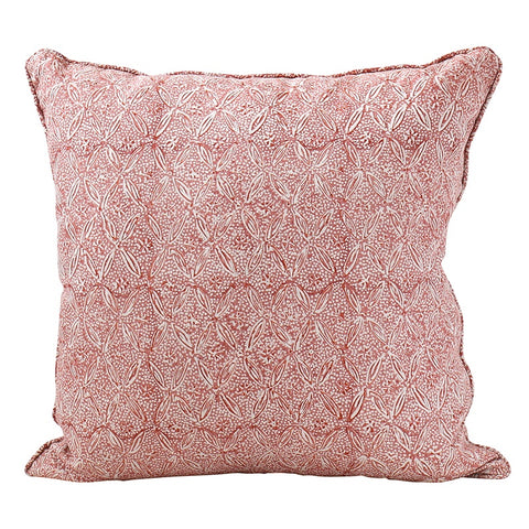 Palladio Guava Linen Cushion