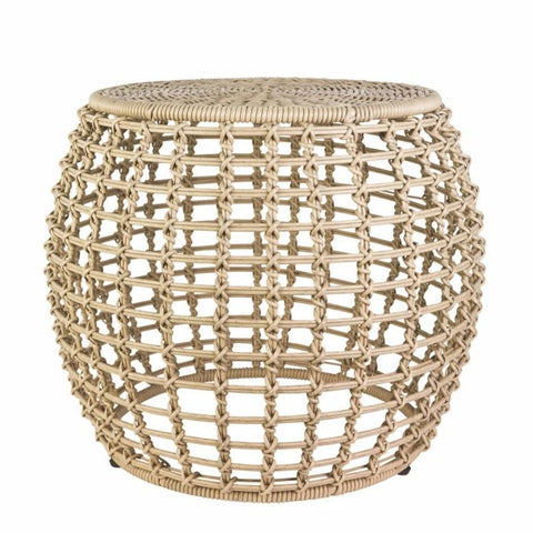 Rattan  Side Table - Outdoor