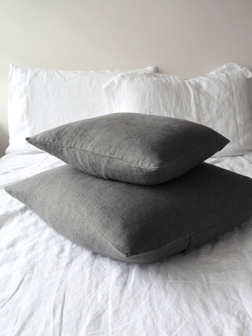 Franc Linen Cushion Granite