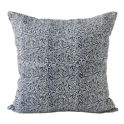 Amalfi Linen Cushion - Harbour