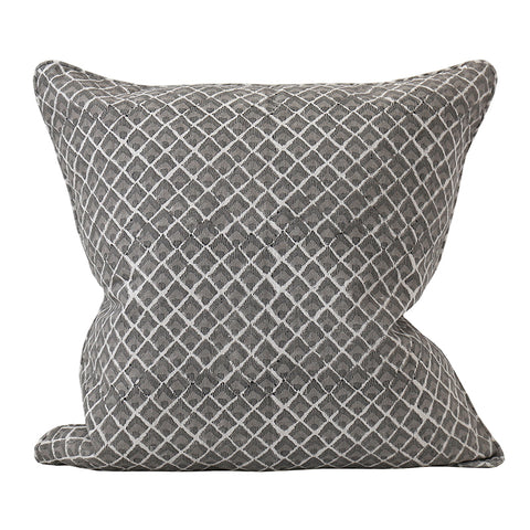 Assam Mud Linen Cushion