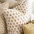 Chameli Rust Linen Cushion