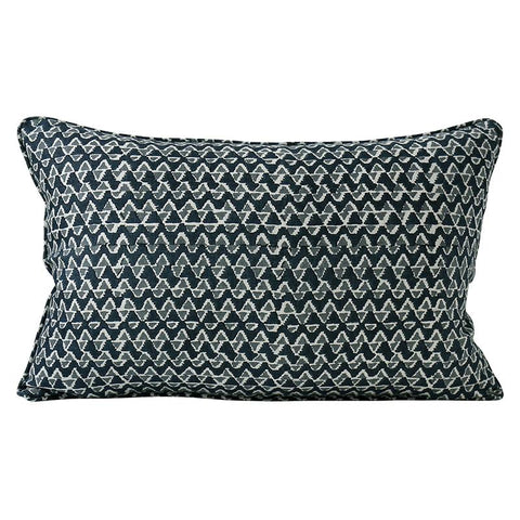 Giza Linen Cushion - Slate