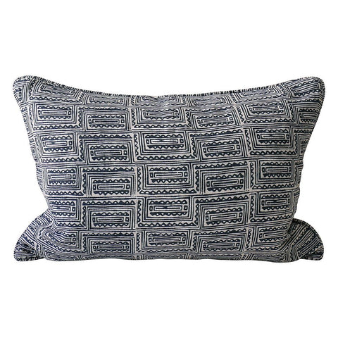 Hanoi Harbour Linen Cushion