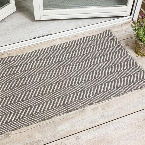 Harry Indoor/Outdoor Mat - Stone