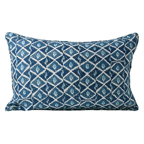 Khiva Riviera Linen Cushion
