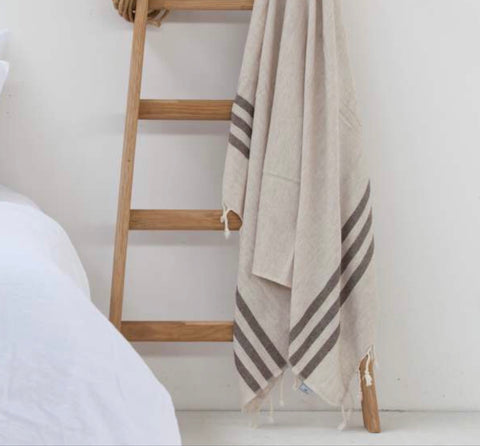 Ege Lambswool Throw