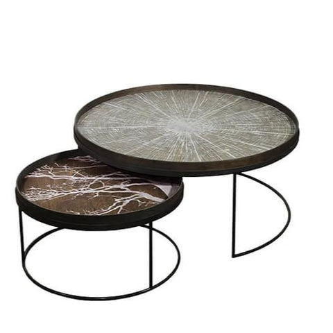 Notre Monde Coffee table Nest 2
