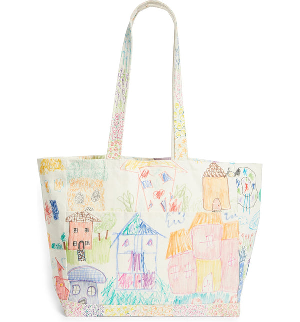 HOME AND GARDEN TOTE