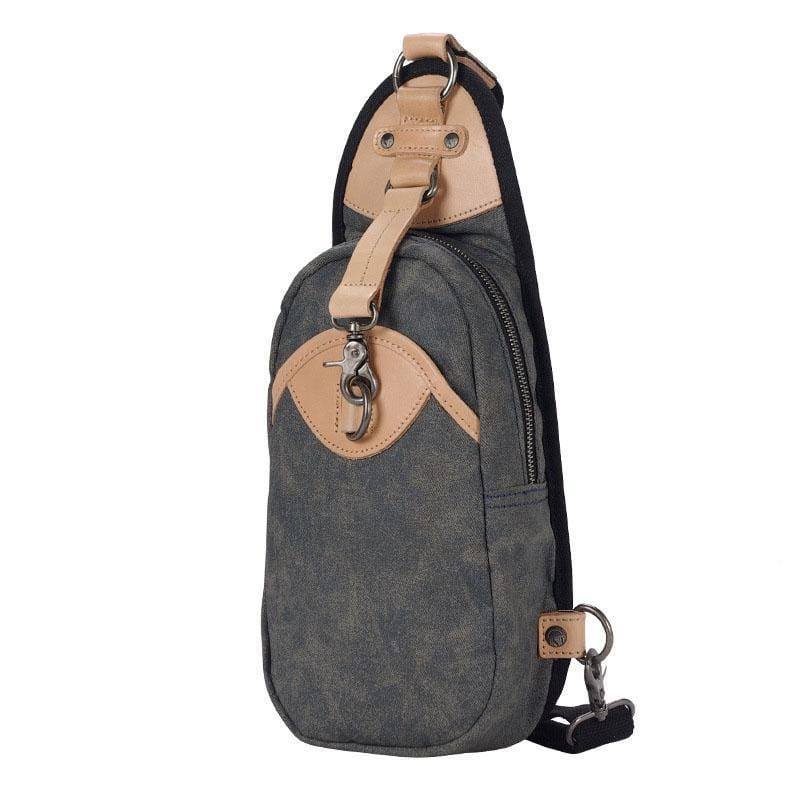 Men's Fashion Canvas Bag