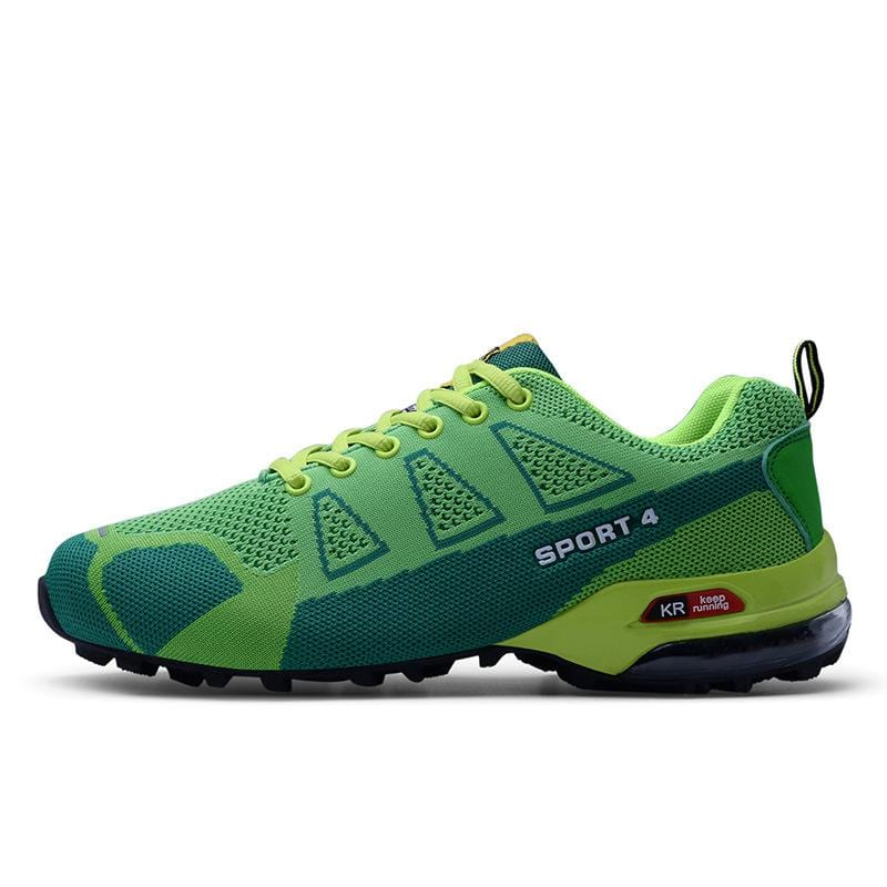 Stylish Wearable and Comfortable Air Cushion Hiking Shoes