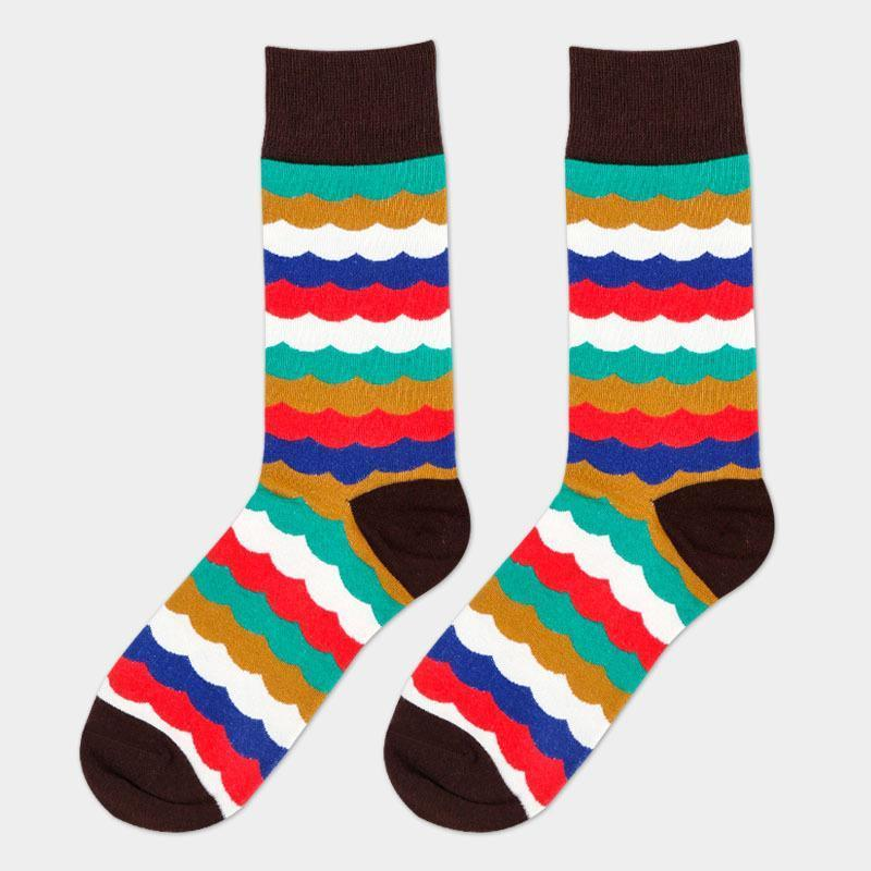 [3 pairs]Men's Arrow Fashion Socks