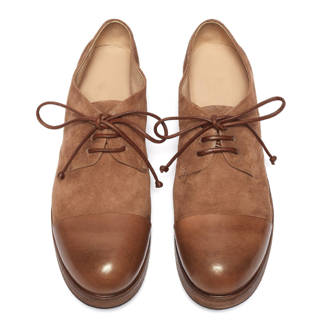 Real Leather Vintage Casual Leather shoes