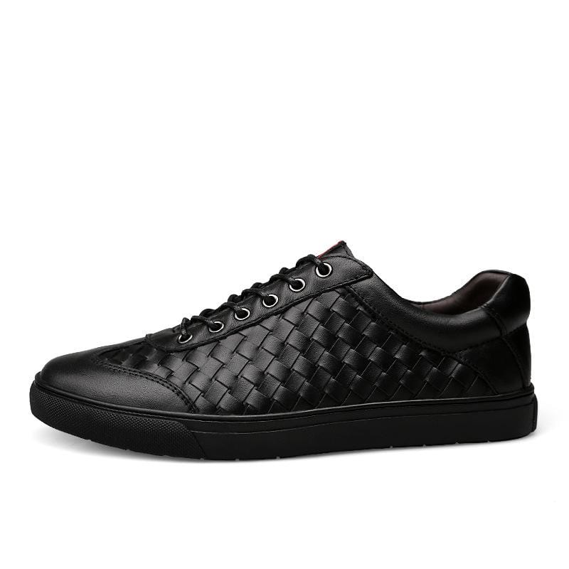 Men's Lace-up Low Help Sneakers