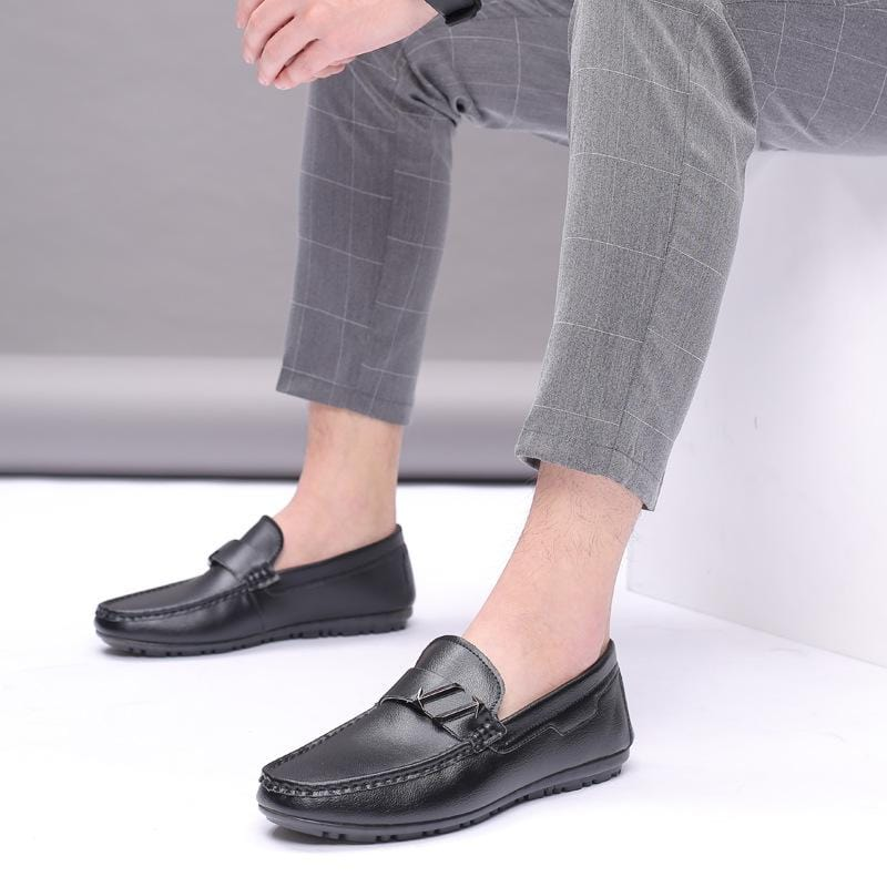 Soft non-slip wearable Men's casual shoes