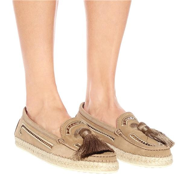 Women's Tassel Canvas Casual Shoes