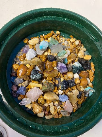 Mining for Gems | Gem Paydirt for Sale!