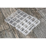 11 Compartment Plastic Storage Box