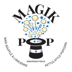 Magik POP Logo