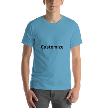 Load image into Gallery viewer, Customize your T-shirt