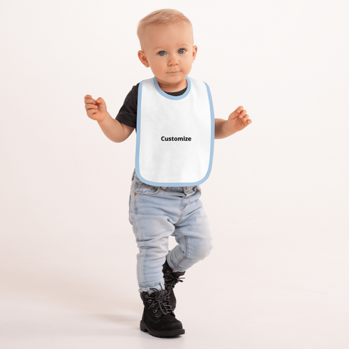 Customize your bib