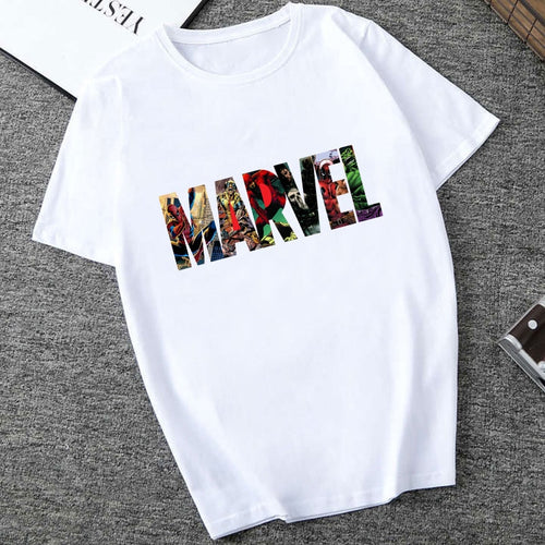 MARVEL Studios White T shirt