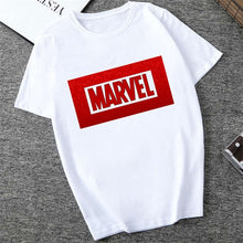 Load image into Gallery viewer, MARVEL Studios White T shirt