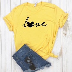 Love Mouse t-shirt