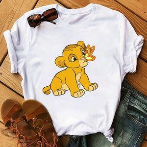 Lion King Women Tshirt