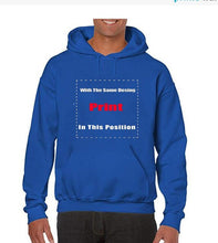 Load image into Gallery viewer, I Love Camping Because I Hate People Hoodie