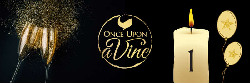 Birthday Celebration (12 months of Once Upon A Vine)