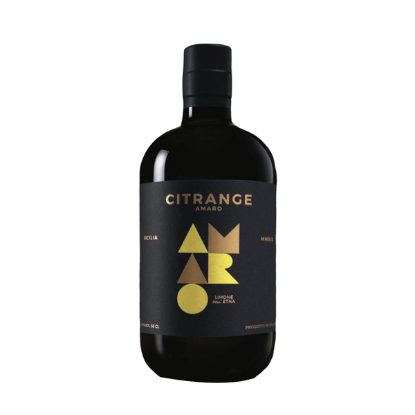 Amaro Citrange Limone [Pietradolce] 50cl - Once Upon A Vine Singapore