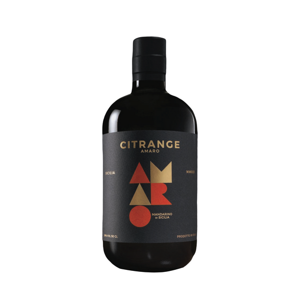 Amaro Citrange Mandarino [Pietradolce] 50cl - Once Upon A Vine Singapore