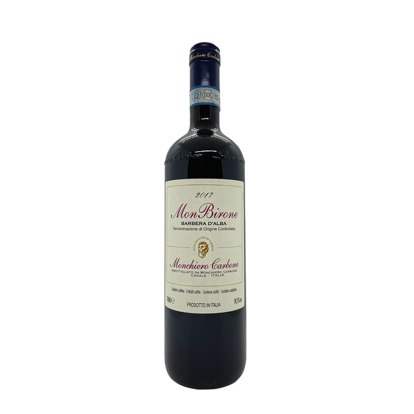 BARBERA D'ALBA MonBirone 2017 [Monchiero Carbone] 75cl UVMC14 - Once Upon A Vine Singapore