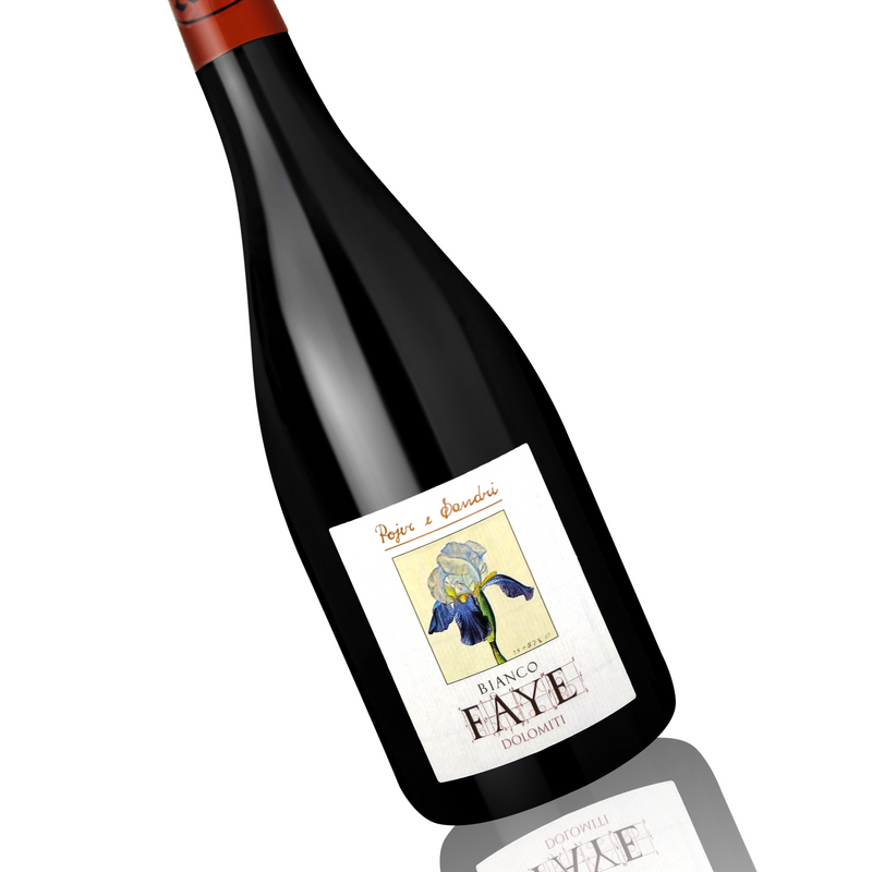 BIANCO FAYE 2004 [Pojer & Sandri] 150cl - Once Upon A Vine Singapore