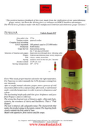 PEPEROSA 2018 [Signae] 75cl - Once Upon A Vine Singapore