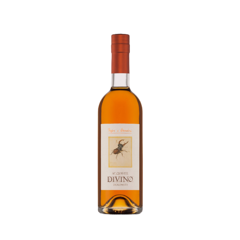DIVINO Brandy 1988 [Pojer & Sandri] 50cl - Once Upon A Vine Singapore