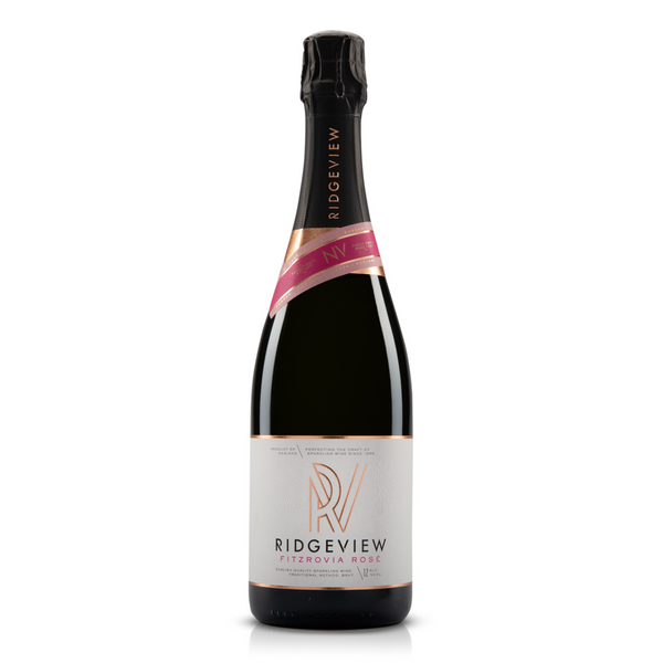 FITZROVIA ROSE NV [Ridgeview] 75cl - Once Upon A Vine