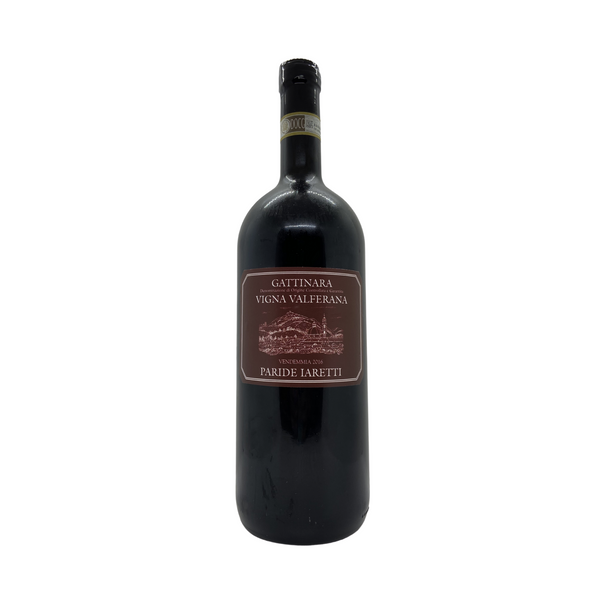 GATTINARA Vigna Valferana 2016 [Paride Iaretti] 150cl - Once Upon A Vine Singapore