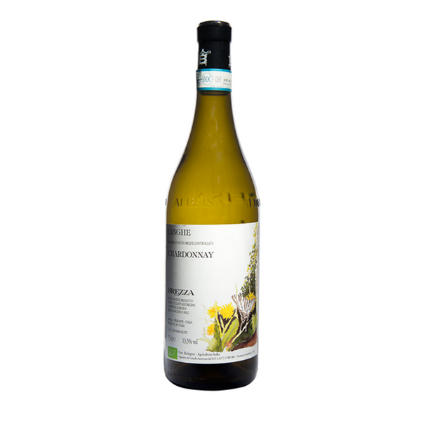 LANGHE CHARDONNAY 2019 [Brezza] 75cl - Once Upon A Vine Singapore