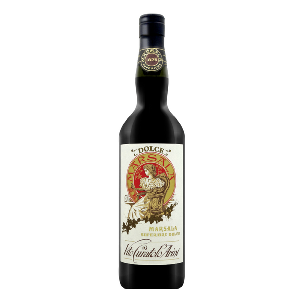 MARSALA SUPERIORE Dolce Cuvee [Curatolo Arini] 75cl - Once Upon A Vine Singapore