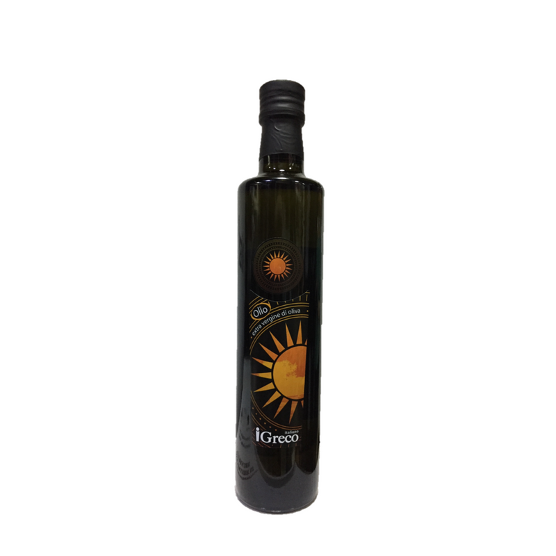OLIVE OIL Bruzio [iGreco] 500ml - Once Upon A Vine Singapore