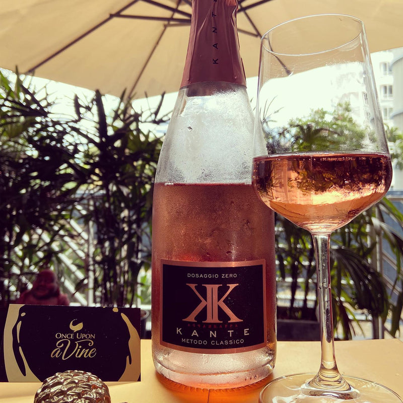KK ROSE Cuvée [Edi Kante] 75cl - Once Upon A Vine Singapore