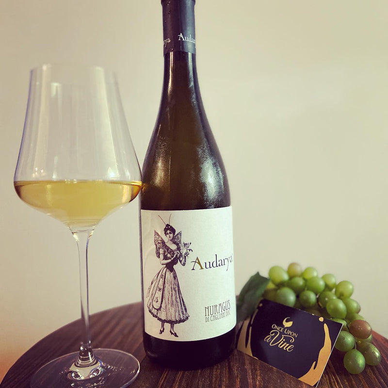 NURAGUS 2019 [Audarya] 75cl - Once Upon A Vine Singapore