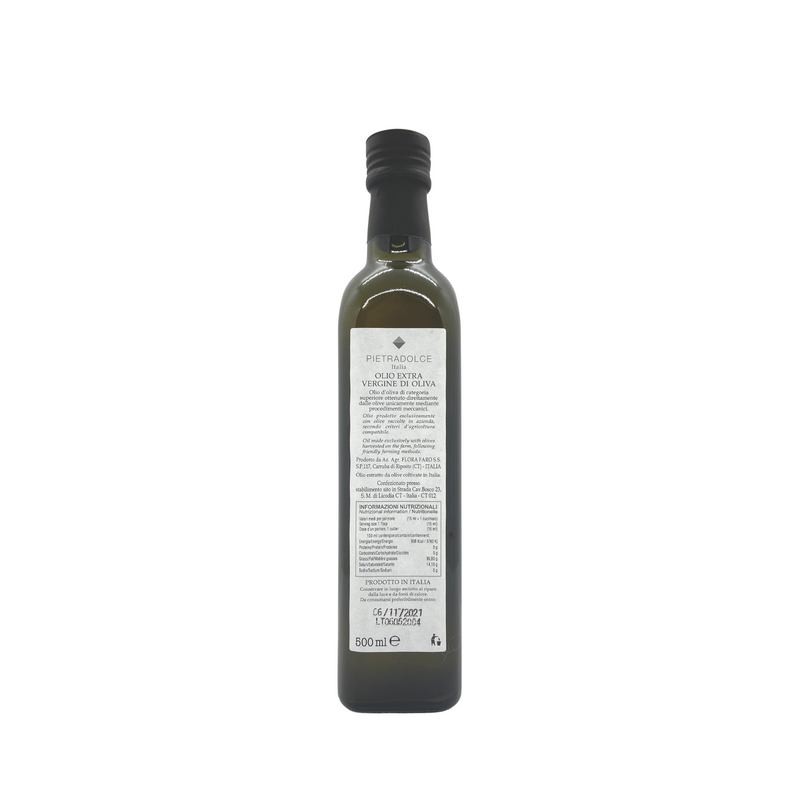 OLIVE OIL [Pietradolce] 500ml - Once Upon A Vine