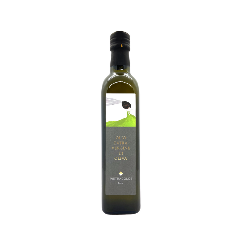 OLIVE OIL [Pietradolce] 500ml - Once Upon A Vine Singapore