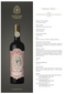 ROMA 2018 [Poggio Le Volpi] 75cl - Once Upon A Vine Singapore