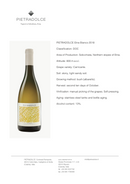 ETNA BIANCO 2019 [Pietradolce] 75cl - Once Upon A Vine