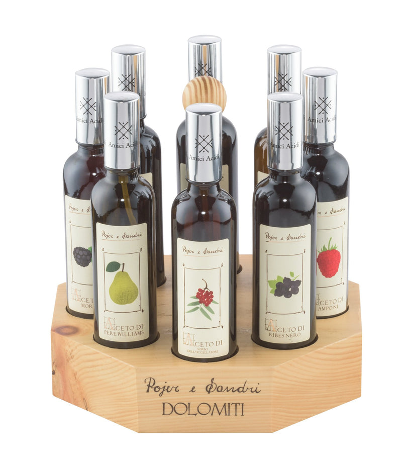 FRUIT VINEGAR SPRAY sorbo dell uccellatore [Pojer & Sandri] 10cl - Once Upon A Vine Singapore