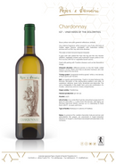 CHARDONNAY 2016 [Pojer & Sandri] 75cl - Once Upon A Vine Singapore